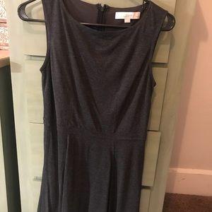 Gray Loft Dress